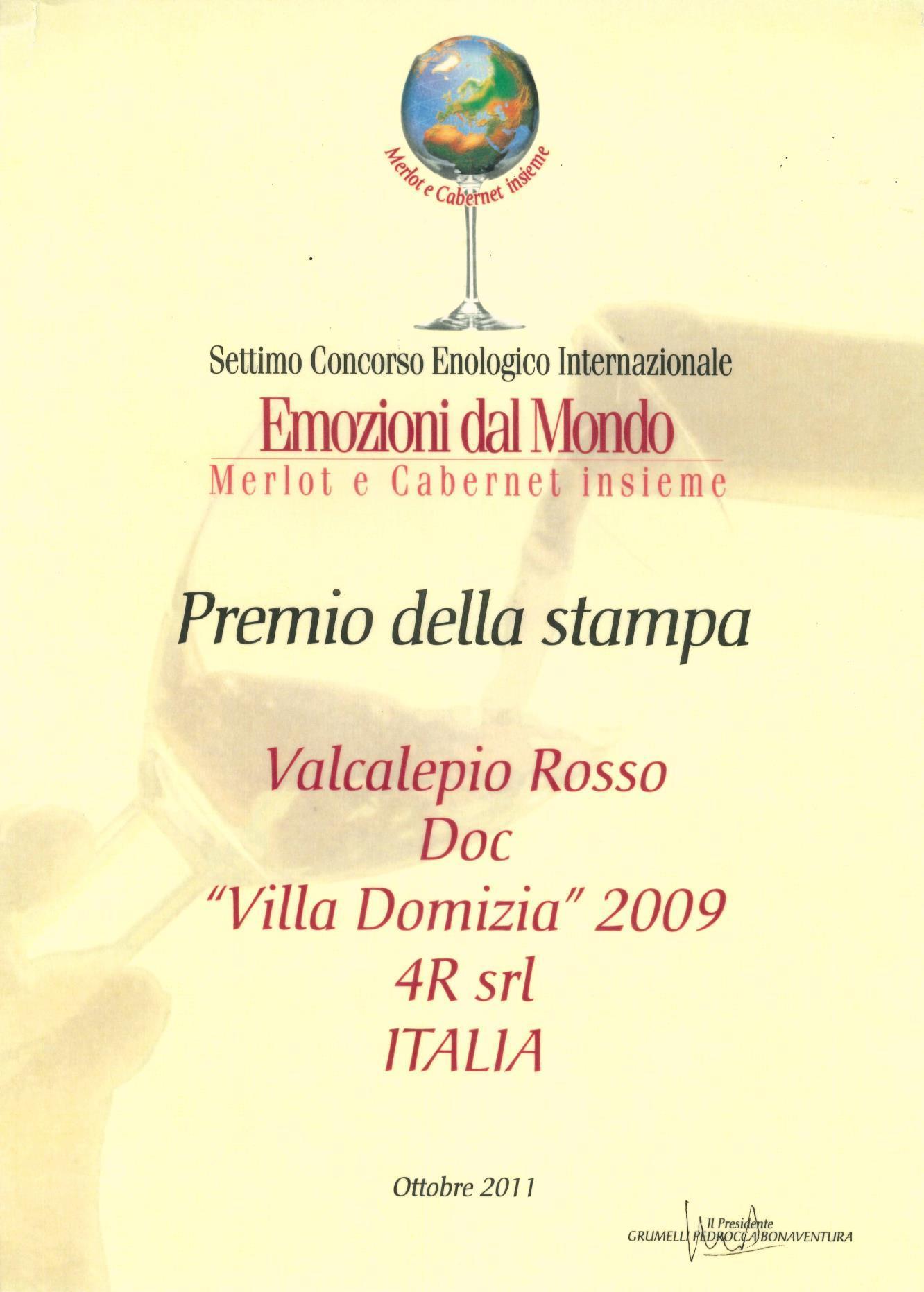 """""""Emozioni dal Mondo"""" contest"""