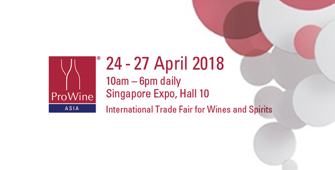 Quattroerre Group at Prowine Asia 2018