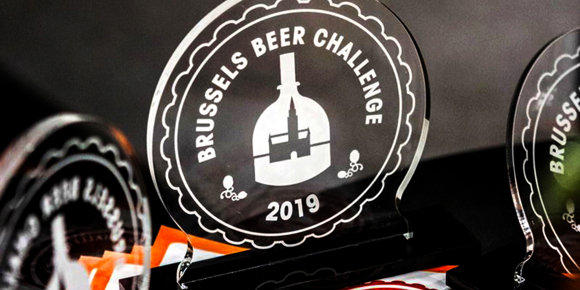 BRUSSELS BEER CHALLENGE AWARDS OTUS WITH A GOLDEN MEDAL FOR AMBRANERA AND A SILVER ONE FOR RED&GO
