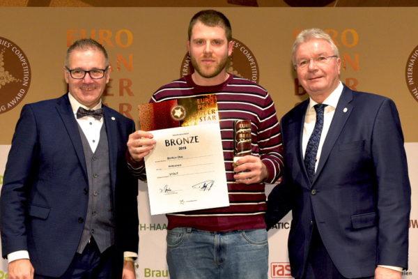 AMBRANERA DI OTUS MEDAGLIA DI BRONZO EUROPEAN BEER STAR 2019