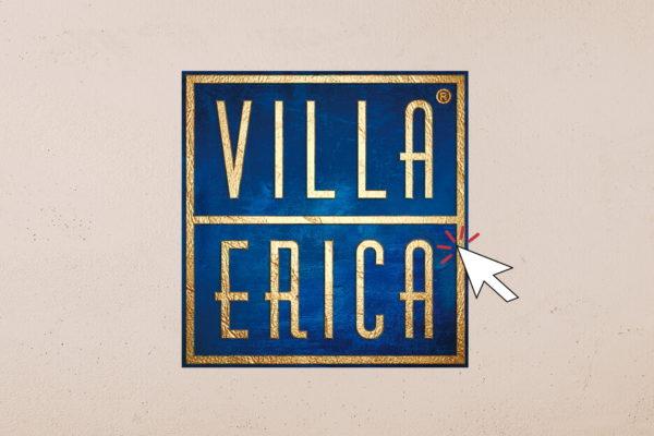 VILLA ERICA - ON LINE IL NUOVO SITO.