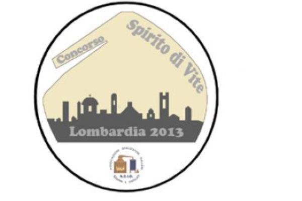Concorso Spirito di Vite Lombardia 2013 Gran Menzione grappa Gaudes Pinot
